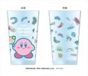 【グッズ-タンブラー・グラス】星のカービィ KIRBY MUTEKI! SUTEKI! CLOSET グラス アイテムの画像