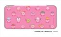 【グッズ-ケース】星のカービィ KIRBY MUTEKI! SUTEKI! CLOSET スクエア缶ケース ピンクの画像