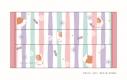 【グッズ-カバー】夏目友人帳 マスクカバー クールタイプ ニャンコ先生 ピンクの画像