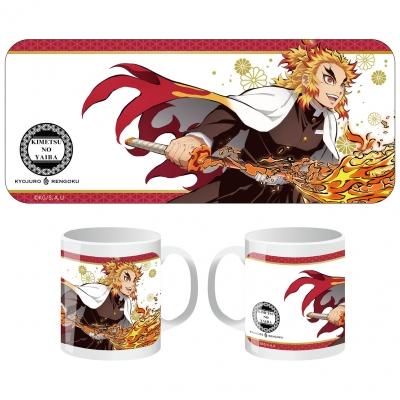 【グッズ-マグカップ】鬼滅の刃 マグカップ 煉獄杏寿郎