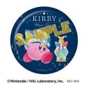 【グッズ-バッチ】星のカービィ 『KIRBY Mystic Perfume』 キラキラ缶バッジ マルク【アニメイト先行販売分】の画像