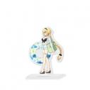 【グッズ-スタンドポップ】Fate/Grand Order バトルキャラ風アクリルスタンド アーチャー/ジャンヌ・ダルクの画像
