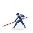【グッズ-スタンドポップ】Fate/Grand Order バトルキャラ風アクリルスタンド(ランサー/クー・フーリン)の画像