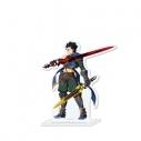 【グッズ-スタンドポップ】Fate/Grand Order バトルキャラ風アクリルスタンド(セイバー/ディルムッド・オディナ)の画像