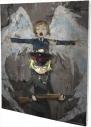 【グッズ-置きもの】劇場版 幼女戦記 F6キャンバス A(キービジュアル第1弾)の画像