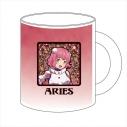 【グッズ-マグカップ】彼方のアストラ アールヌーボーシリーズ マグカップ アリエス・スプリングの画像