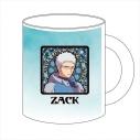 【グッズ-マグカップ】彼方のアストラ アールヌーボーシリーズ マグカップ ザック・ウォーカーの画像