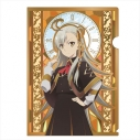 【グッズ-クリアファイル】ロード・エルメロイⅡ世の事件簿 -魔眼蒐集列車 Grace note- A4クリアファイル オルガマリー・アースミレイト・アニムスフィアの画像