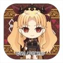 【グッズ-ピンバッチ】Fate/Grand Order -絶対魔獣戦線バビロニア- クリアピンズ エレシュキガル SDの画像