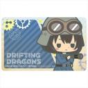 【グッズ-ステッカー】空挺ドラゴンズ ICカードステッカー ジロー SDの画像