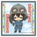 【グッズ-ハンカチ】空挺ドラゴンズ マルチクリーナー ミカ SDの画像