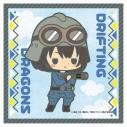 【グッズ-ハンカチ】空挺ドラゴンズ マルチクリーナー ジロー SDの画像