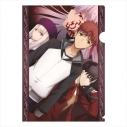 【グッズ-クリアファイル】劇場版 Fate/stay night [Heaven's Feel] A4クリアファイル D(集合)の画像