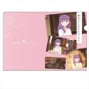 【グッズ-クリアファイル】衛宮さんちの今日のごはん A4クリアファイル Vol.2 間桐桜の画像