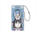 【グッズ-キーホルダー】Re:ゼロから始める異世界生活 アールヌーボーシリーズ ドミテリアキーチェーン vol.2 レムの画像