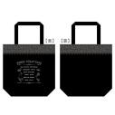 【グッズ-バッグ】文豪ストレイドッグス A4トートバッグ B/ポートマフィア(黒)の画像