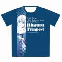 【グッズ-Tシャツ】転生したらスライムだった件 フルグラフィックTシャツの画像
