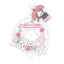 【グッズ-キーホルダー】銀魂×Sanrio characters ぷかぷかクッション 神威の画像