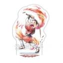 【グッズ-スタンドポップ】おそ松さん 6つ子の家事場 アクリルスタンド 豚汁編 おそ松の画像