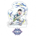 【グッズ-スタンドポップ】おそ松さん 6つ子の家事場 アクリルスタンド 豚汁編 カラ松の画像