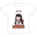 【グッズ-Tシャツ】マギアレコード 魔法少女まどか☆マギカ外伝 フルカラーTシャツ(暁美 ほむら(眼鏡))Lサイズの画像