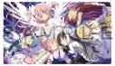 【グッズ-マット】劇場版 魔法少女まどか☆マギカ[新編]叛逆の物語 ラバーマット(魔法少女たちの休息)の画像