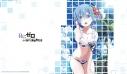 【グッズ-マット】Re:ゼロから始める異世界生活 ラバーマット (レム/水着)【再販】の画像