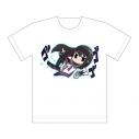 【グッズ-Tシャツ】マギアレコード 魔法少女まどか☆マギカ外伝 フルカラーTシャツ (暁美 ほむら)XLサイズの画像
