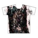 【グッズ-Tシャツ】オーバーロードⅢ フルグラフィックTシャツ(階層守護者)XLサイズの画像