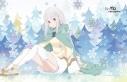 【グッズ-タオル】Re:ゼロから始める異世界生活 タオルケット(エミリア&パック)の画像