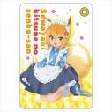 【グッズ-パスケース】世話やきキツネの仙狐さん 合皮パスケースの画像