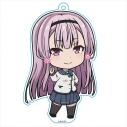 【グッズ-キーホルダー】俺を好きなのはお前だけかよ ぷにこれ!キーホルダー(スタンド付) 秋野 桜の画像