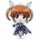 【グッズ-キーホルダー】魔法少女リリカルなのは Detonation ぷにこれ!キーホルダー(スタンド付) なのはの画像