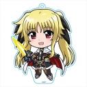 【グッズ-キーホルダー】魔法少女リリカルなのは Detonation ぷにこれ!キーホルダー(スタンド付) フェイトの画像