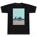 【グッズ-Tシャツ】ゆるキャン△ Tシャツ[なでしこ&リン] XLサイズの画像
