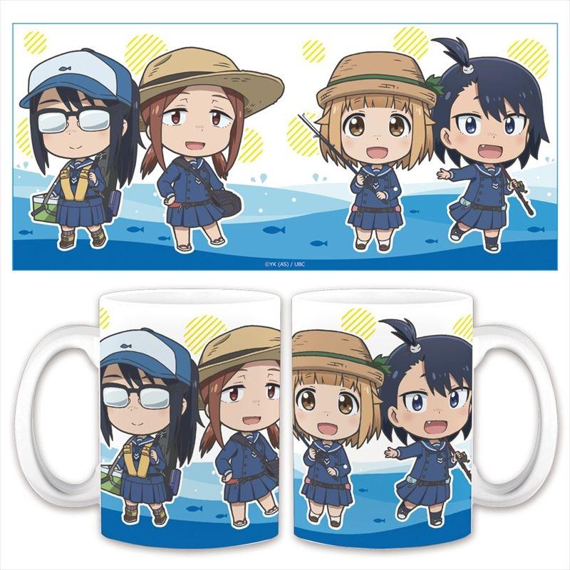 【グッズ-マグカップ】放課後ていぼう日誌 マグカップ