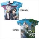 【グッズ-Tシャツ】魔女の旅々 フルグラフィックTシャツ[イレイナ&サヤ]の画像