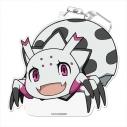 【グッズ-キーホルダー】蜘蛛ですが、なにか? ぷにこれ!キーホルダー(スタンド付) 蜘蛛子の画像