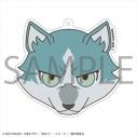 【グッズ-キーホルダー】BNA ビー・エヌ・エー けもみみアクリルキーホルダー 犬神士郎Aの画像