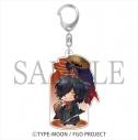 【グッズ-キーホルダー】Fate/Grand Order きゃらとりあアクリルキーホルダー アサシン/岡田以蔵の画像