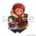 【グッズ-スタンドポップ】Fate/Grand Order きゃらとりあアクリルスタンド ライダー/ イスカンダルの画像