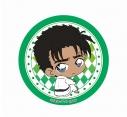 【グッズ-バッチ】名探偵コナン ボッチくん 缶バッジ 第2弾 京極 真の画像