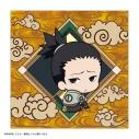 【グッズ-タオル】NARUTO-ナルト- ボッチくんシリーズ PackeTowel 奈良シカマルの画像