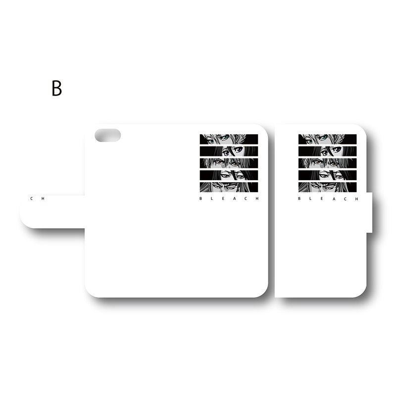 590c32eefe アニメイト | 【グッズ-カバーホルダー】BLEACH 手帳型スマホケース(iPhone6Plus/6sPlus/7Plus/8Plus) B