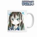 【グッズ-マグカップ】アイドルマスター シンデレラガールズ劇場 渋谷 凛 Ani-Art マグカップの画像