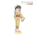 【グッズ-スタンドポップ】ヤマノススメ サードシーズン 描き下ろしイラスト ひなた BIGアクリルスタンドの画像