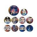 【グッズ-バッチ】戦姫絶唱シンフォギアXV トレーディング缶バッジの画像