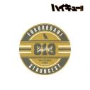 【グッズ-ステッカー】ハイキュー!! 梟谷学園高校 モチーフステッカーの画像