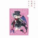 【グッズ-クリアファイル】となりの吸血鬼さん 描き下ろしイラスト ソフィー・トワイライト ハロウィンVer. クリアファイルの画像