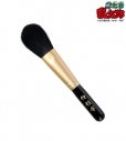 【グッズ-化粧雑貨】忍たま乱太郎 熊野化粧筆 チークブラシの画像